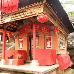 Un tempio cinese