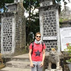 Davanti a Tirtagangga