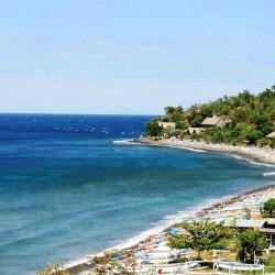 Una spiaggia di Amed
