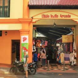 Little India Archade