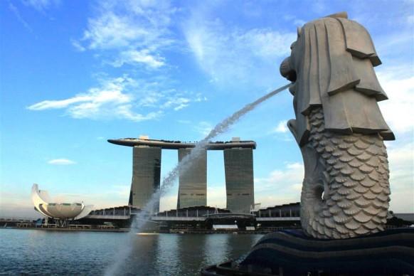 Alla conquista di Singapore