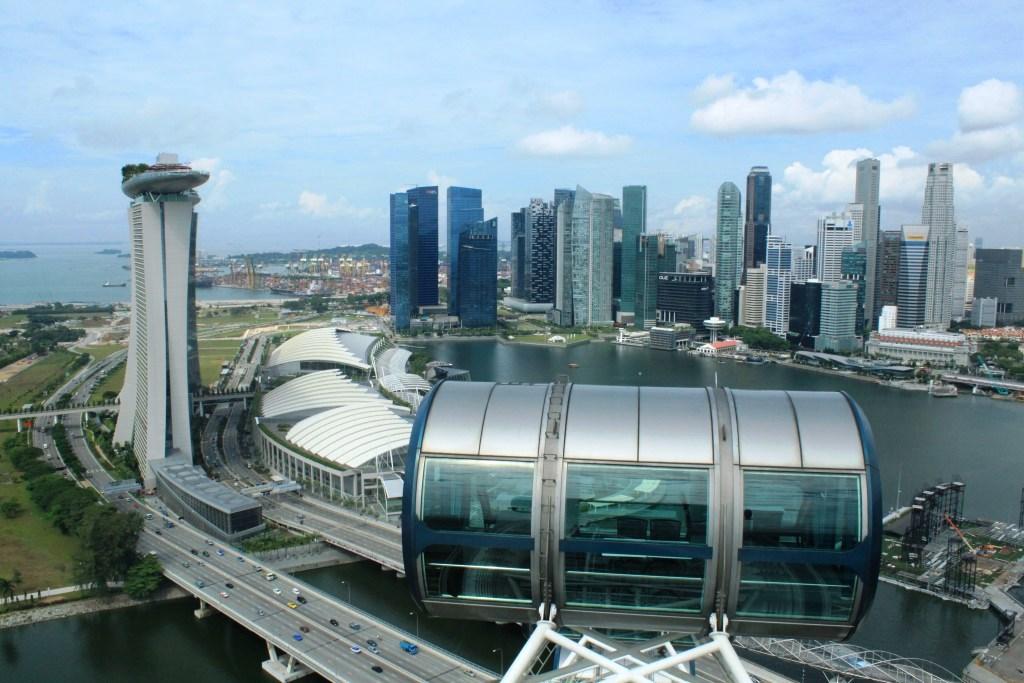 Dalla Singapore vecchia a quella nuova