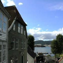 Le antiche case