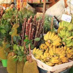 Il mercato di Pak Khlong