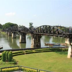 Il ponte sul River Kwae