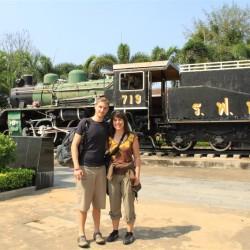 Il vecchio treno