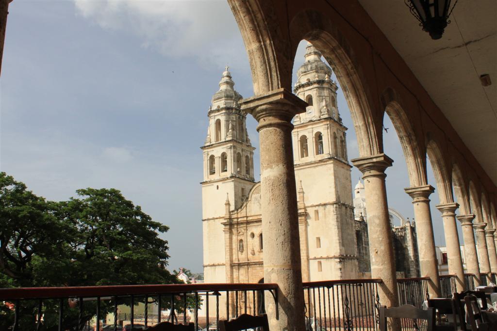 Terzo giorno: Merida – Campeche