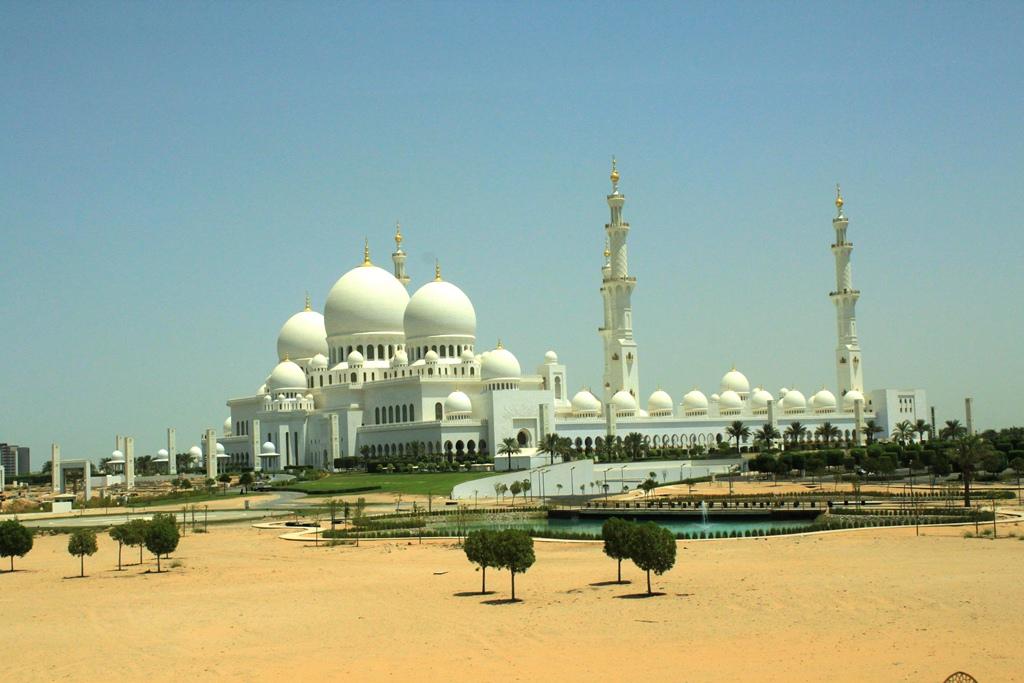La capitale del futuro: Abu Dhabi
