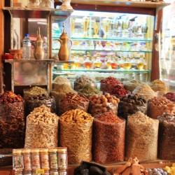 Un negozio di spezie