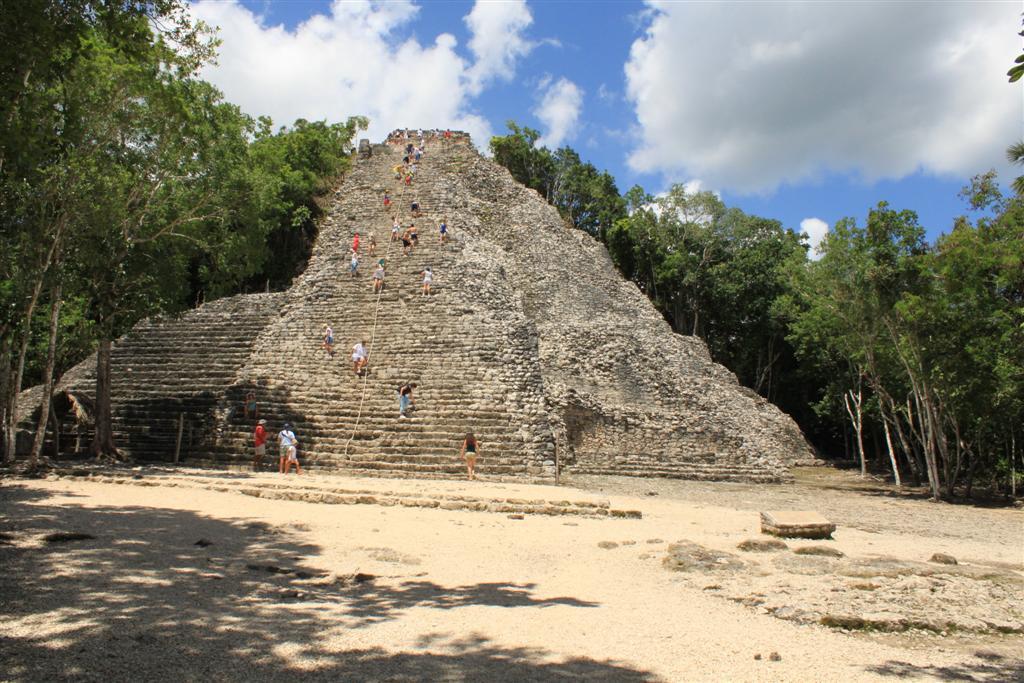 Chichén Itzá, Cobá e Punta Laguna