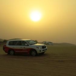 ...tra le dune del deserto