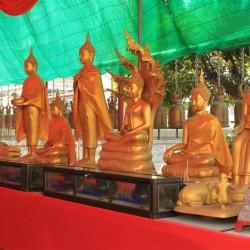 Le posizioni del Buddha