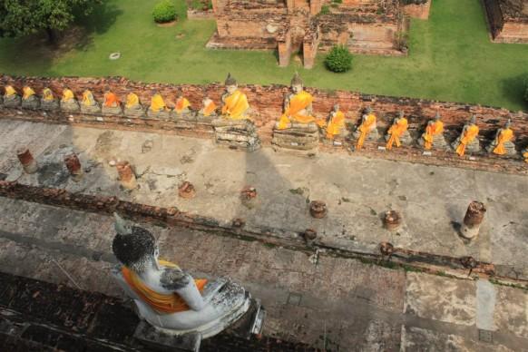 Ayutthaya e Bang Pa-In