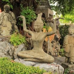 Nel complesso del Wat Po