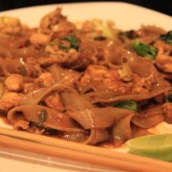 Pasta thailandese