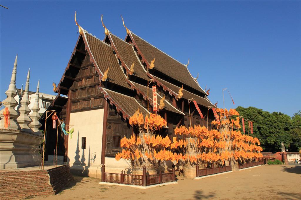 Arrivo a Chiang Mai