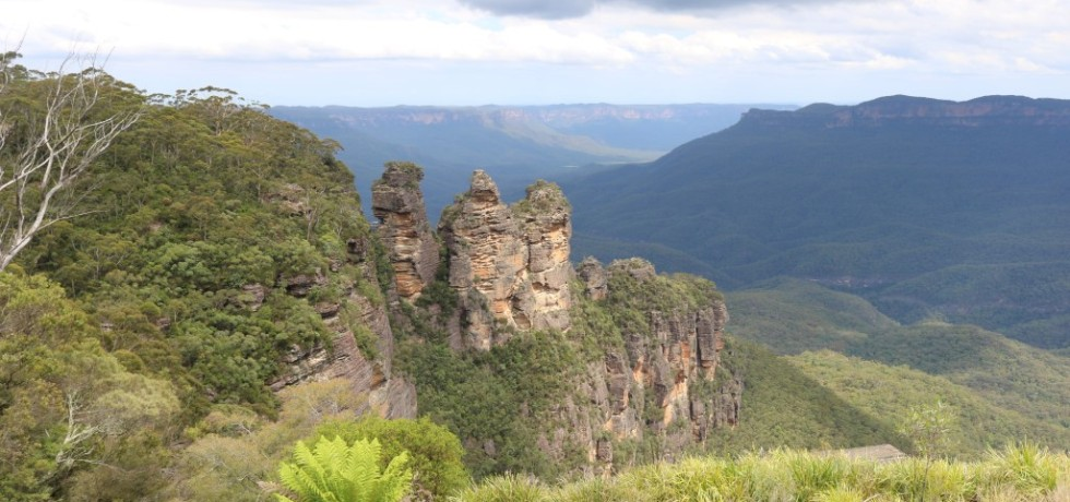 Una gita nelle Blue Mountains