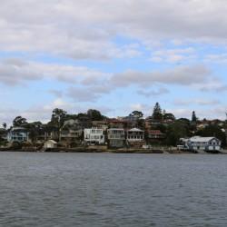 Lungo il Parramatta River
