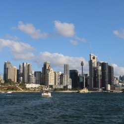 La skyline di Sydney