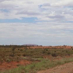 Ecco l'Uluru